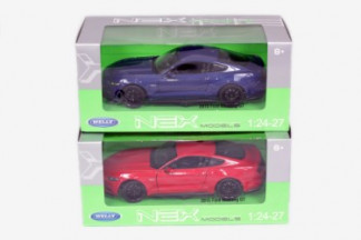 Машинка металл 1:24 FORD MUSTANG GT201524062W