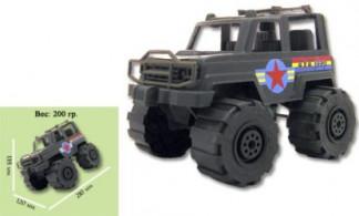 Машина джип военный (15шт/уп)KW-05-502