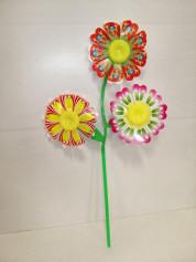 Ветрячок LYFI1215019 65см 3 цветка по 10см (300шт/ящ)