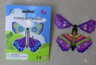 """Запускалка 5022 (600шт) """"Бабочка"""" 10 см в конверте"""