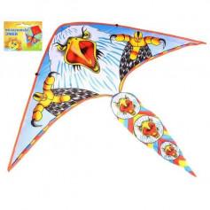 Воздушный змей Орёл QDI12130171,25м*0,6м(600шт/ящ)