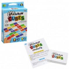 "Игра настольная""Brainbow CUBES"" (32), G-BRC-01-01, кор.9х13x2,5см"