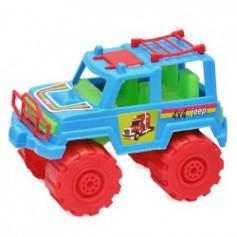 Машина джип цветной (15шт/уп)KW-05-501