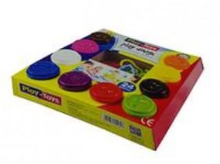 Масcа для лепки Play-Toys 10X50 gr (24) P-T 42317
