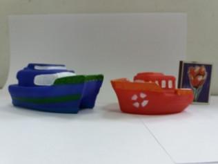 Брызгалка для ванной 802 (240шт/2)4 модели корабликов-меняют цвет от температуры,в пакете 11,5*15см