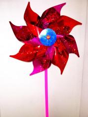 Ветрячок LYFI1215027 36см 1 цветок (2000шт/ящ) 10шт/уп