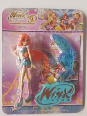 Герои Winx на планшетке 17х13см, 00012 (2006)