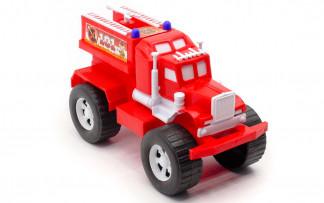 """Автомобіль """"Трак Пожежний"""" 24х15х13см. (5159) 30шт/уп"""