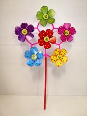 Ветрячок LYFI1215009 55 см 6 цветков (400шт/ящ) 2шт/уп