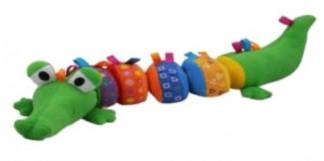 Іграшка розвиваюча Крокодил EF-TE-8273-50