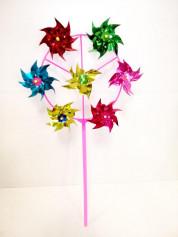 Ветрячок LYFI1215003 50см 7 цветков (500шт/ящ) 10шт/уп