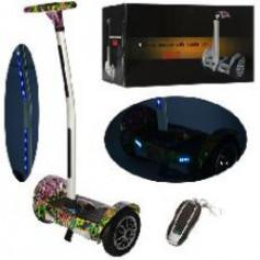 Сигвей A7-10-15 (1шт) 2мотор250W,аккум36V/4,4AH,до15км/ч,до120кг,колеса10д,Bluetooth, цветной,