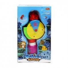Мыльные пузыри DZ15689-1 (120шт) игра, запаска 300мл, 2 цвета, в кор-ке,4,5-24-6см