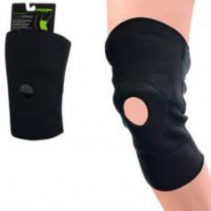 Аксессуары для спорта MS 1513 (50шт) бандаж для колена,32см,L/XL,неопр 70%,нейлон30%,в куль,40-18см