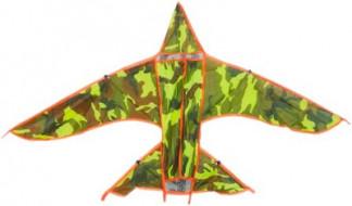 Воздушный змей Самолёт QDI12130141,10м*0,7м (600шт/ящ)